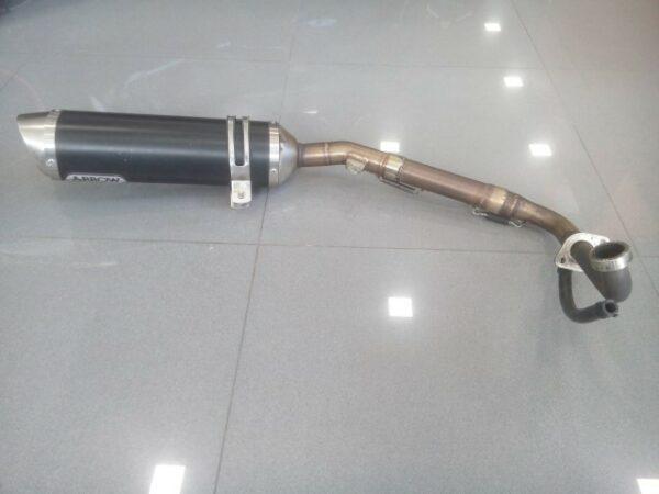 ESCAPE ARROW PARA YAMAHA YZF-R 125