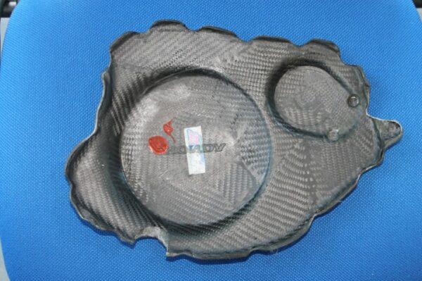 COBERTURA DE MOTOR EM CARBONO P/HONDA CBR 1000RR 2004/2007
