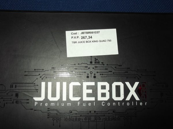 JUICEBOX TWO BROTHERS SUZUKI LT-A 750 KINGQUAD