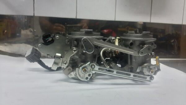 RAMPA INJECÇÃO COMPLETA KTM 990