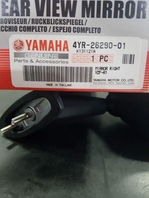 ESPELHO ORIGINAL YAMAHA YZF-R1